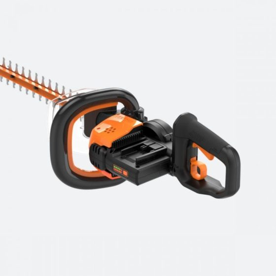 Close up view of WORX WG284