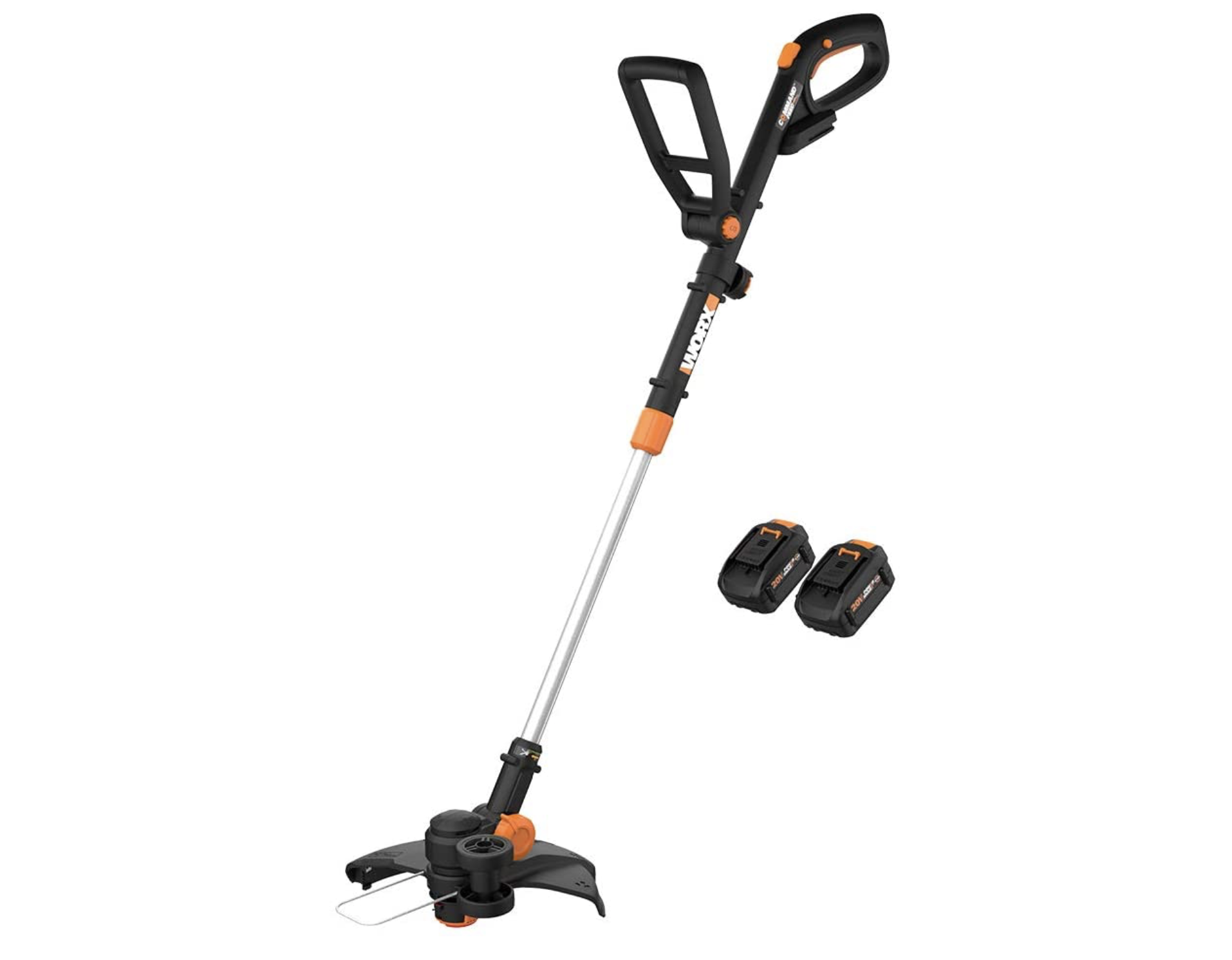 "WORX WG170.1 12"" Grass Trimmer/Edger/Mini-Mower"